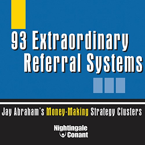 93 Extraordinary Referral Systems audiobook cover art