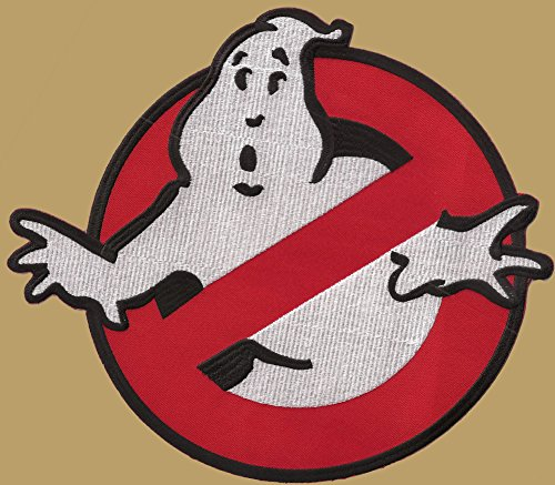 Ghostbusters BACKPATCH Geisterjäger Slimer Overall Aufnäher Abzeichen Patch