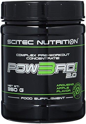 Scitec Nutrition Pre-workout  Pow3rd!, Apfel, 350g
