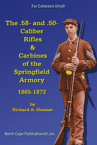The .58- and .50 Caliber Rifles and Carbines of the Springfield Armory, 1865-1872 (For Collector's Only) (English Edition)