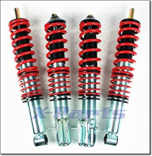 X Parts Gewindefahrwerk Tieferlegung 20 80mm NEU x1022600