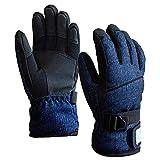 HIMI Waterproof Gloves for Kids,Winter Skiing Boy Girl Snowboard Waterproof Thermal Gloves for Outdoor/Indoor Activities –(6 to 8T)