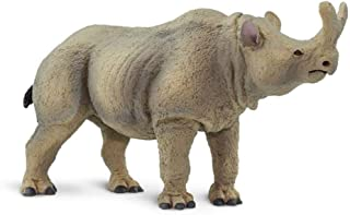Safari Ltd. Prehistoric World - Megacerops - Phthalate, Lead and BPA Free - for Ages 3+