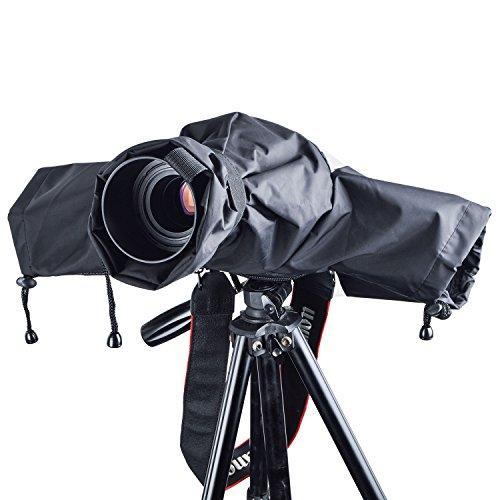 Kamera Regenschutzhülle – Meersee Kamera-Schutz für Canon, Nikon, Sony & andere digitale DSLR -Kameras