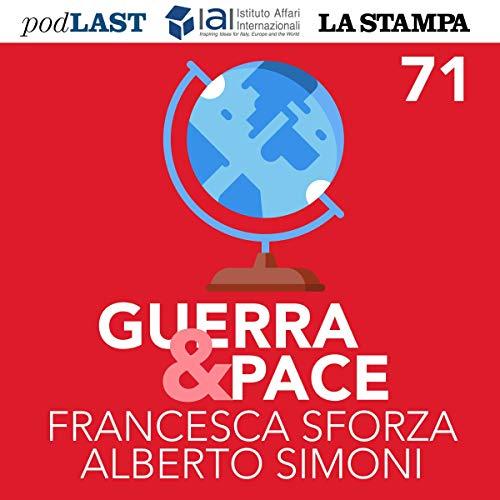 Polveriera Iran (Guerra & Pace 71) copertina
