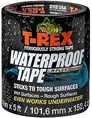 T-Rex Ferociously Strong Waterproof Tape, Black
