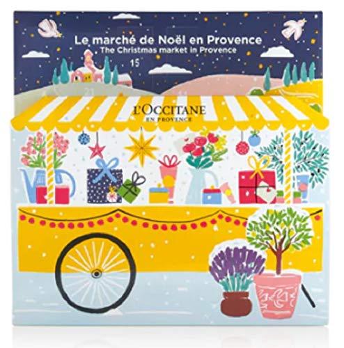 Loccitane Classic Beauty Adventskalender 2020 - idealer Advent Kalender für die Frau, Beautykalender Wert 200 €, 24 Damen Beauty Produkte