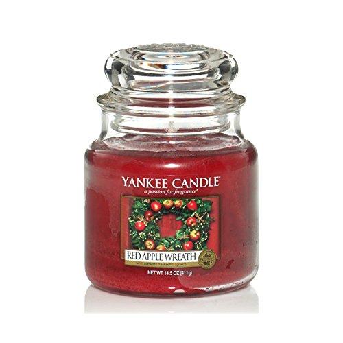 Yankee Candle Geurkaars in groot glas