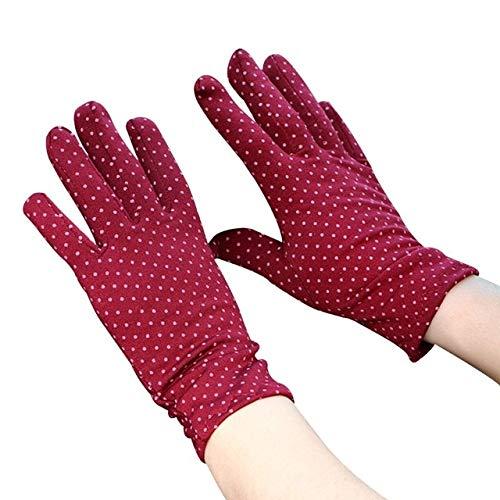MENGCI Nieuwe Dames Winter Warm Handschoenen Touch Screen Handschoenen Wanten Elastische Koude Handschoenen Zachte pols Handschoenen Vinger Handschoenen