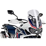 Puig 8904W RACING SCREEN [CLEAR] HONDA CRF1000L AFRICA TWIN (16-19) プーチ スクリーン カウル