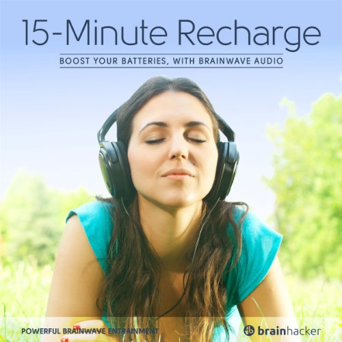 15-Minute Recharge Session audiobook cover art