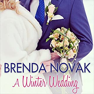 A Winter Wedding audiobook cover art