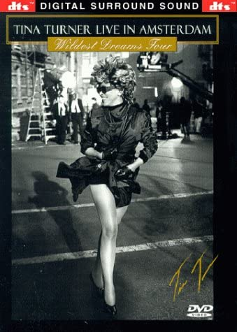 Tina Turner Live in Amsterdam Wildest Dreams Tour DTS product image