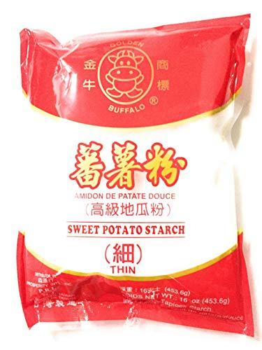Golden Buffalo Sweet Potato starch THIN (16 oz)