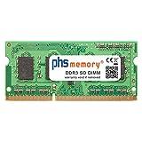 PHS-memory 4GB RAM modulo per ASRock D1800B-ITX DDR3 SO DIMM 1600MHz PC3L-12800S