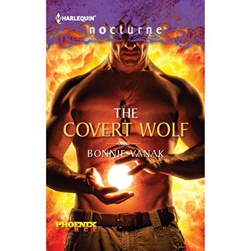 The Covert Wolf cover art