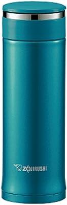 象印 ( ZOJIRUSHI ) 水筒 ステンレスマグ 0.3L エメラルド【パカッと分解せん 小容量タイプ】 SM-EC30-GC