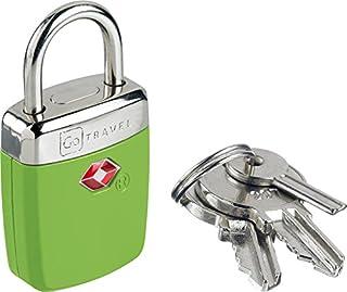 Design Go Travel Sentry Alert Lock Green, One Size