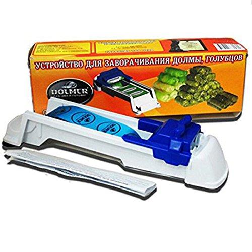 Sushi Maker Máquina multifunción verduras carne rodillo Helper UVA hojas de col  Sushi rollos Made Easy