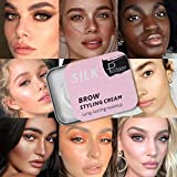 Eyebrow Styling Soap Gel - Cnebo Long Lasting Waterproof Eyebrow 3D Feathery Brows Makeup Gel, Natural Shaping Cream