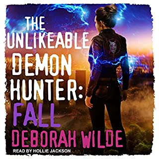 The Unlikeable Demon Hunter: Fall cover art