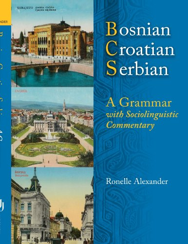 Compare Textbook Prices for Bosnian, Croatian, Serbian, a Grammar: With Sociolinguistic Commentary 1 Edition ISBN 9780299211943 by Alexander, Ronelle