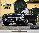 Mit Oldtimern durchs Jahr 2020: Der Eintragkalender für Oldtimer-Fans + Stift zum Eintragen -