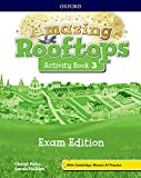 Amazing Rooftops 3. Activity Book Exam Pack Edition