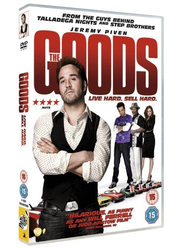 Goods Live Hard! Sell Hard! DVD