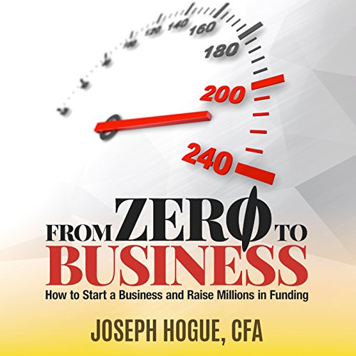 From Zero to Business audiobook cover art