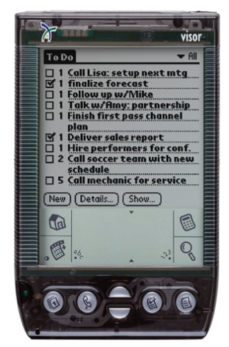 Review Of Handspring Visor Neo (Smoke)