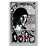 Box Prints The Doors Jim Morrison ikonischen Retro Vintage