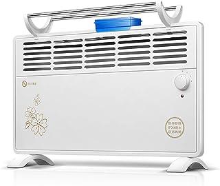 Calentador de convección - Calentador eléctrico portátil para Oficina Baño en el hogar Energía Baja Montado en la Pared/Piso de pie - Ventilador Caliente de radiador Space Dimplex (2000w)