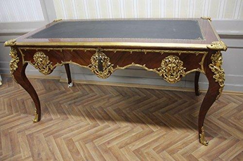LouisXV Barocco scrivania Stile Antico Bureau Plat mosr0070