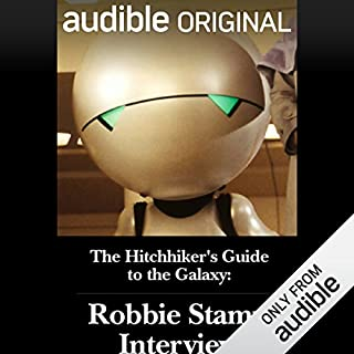 The Hitchhiker's Guide to the Galaxy cover art