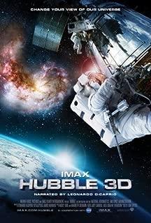 Hubble Telescope 3D Poster Imax 11x17 Master Print