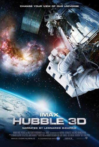 Posters Hubble Teleskop 3D-Poster imax 24in x36in