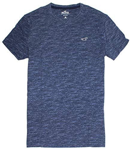 Hollister Men's Must-Have Crew Neck T-Shirt HOM C (X-Small, 0228-201)