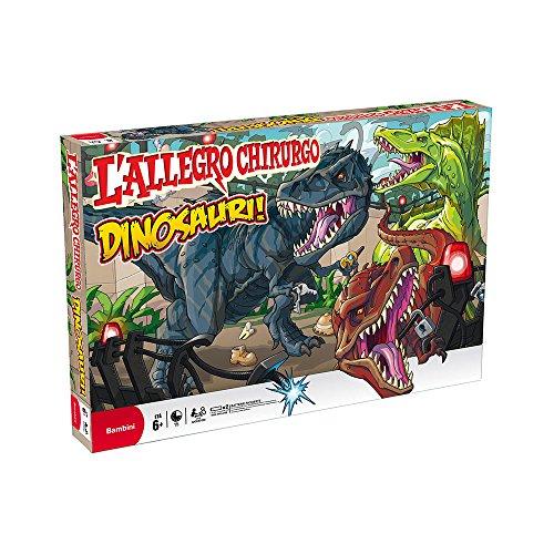 Mac Due Italy- Games L'Allegro Chirurgo Dinosauro 232770, Multicolore, 873173