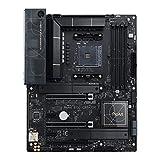 ASUS ProArt B550-CREATOR - Placa Base AMD B550 Ryzen AM4 ATX, PCIe 4.0, 2X Thunderbolt 4 Type-C, 2X Intel 2.5Gb Ethernet, 2X M.2 con disipadores, USB 3.2 Gen 2 y gestión Avanzada de la Seguridad