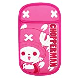 Chopper man portable game jacket on-17A pink type by Gourmandise
