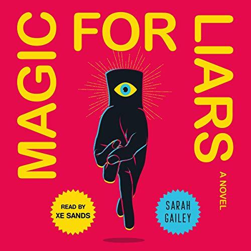 Magic for Liars cover art