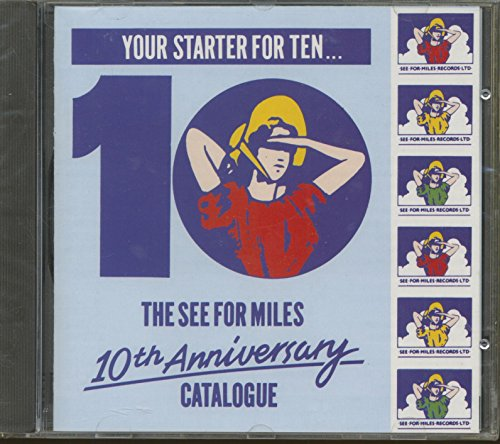Your Starter for Ten, the See for Miles, 10th Anniversary Sampler