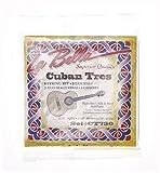 CUERDAS TRES CUBANO - La Bella (CT750) (Juego Completo) Tres Cuerdas Triples