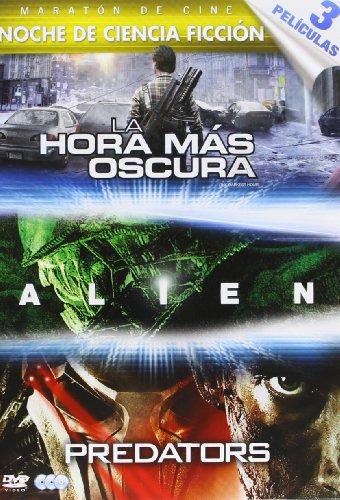 La Hora Mas Oscura / Alien 1/ Predators - Tri [DVD]