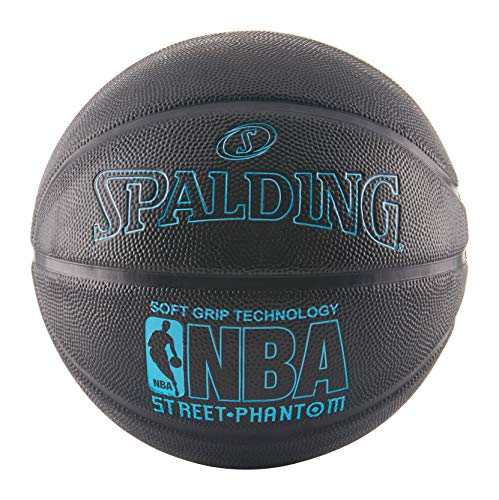 Why Choose Spalding NBA Street Phantom Basketball 29.5 Inch Neon Blue/Black