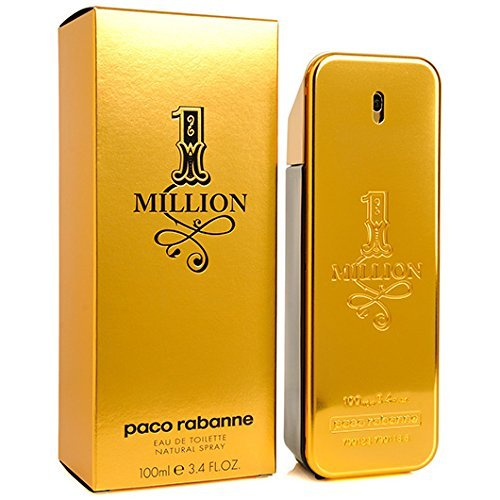 b98b6fb3b 1 Million FOR MEN by Paco Rabanne - 3.4 oz EDT Spray