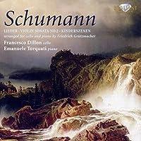 Lieder, Violin Sonata No.2, Kinderszenen