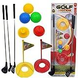 VOSAREA Golf Club per Bambini Set Educativo Interattivo Giocattolo Sportivo Giocattolo da Golf per Giocare Allape 1 Set