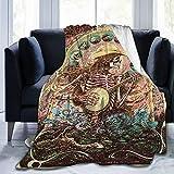 Jamychalsh The Avett Brothers Art Ultra-Soft Micro Fleece Blanket 50x40 Inch
